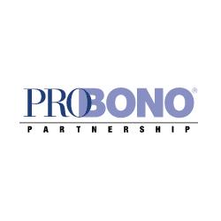 Donation to Pro Bono...