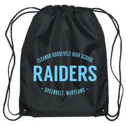 Drawstring Sports Bag with...