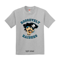 Youth T-Shirt with Pirate Logo
