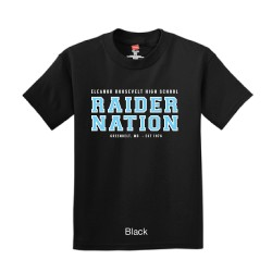 Youth T-Shirt with Raider...