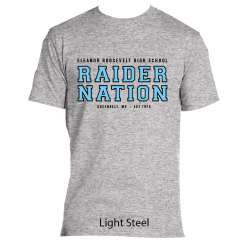 Grey Raider Nation Logo...